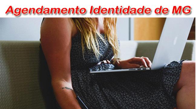 Agendamento Identidade de MG