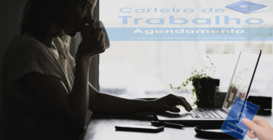 Agendamento UAI da 2ª via Carteira de Trabalho